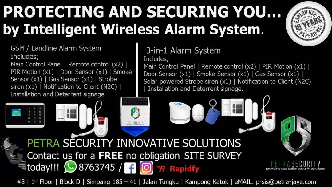 PETRA Security Innovative Solutions